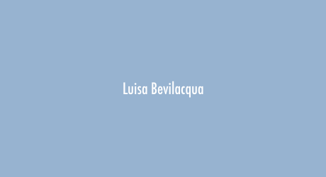 Luisa Bevilacqua - Raconte-moiune histoire