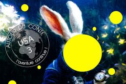 Luisa Bevilacqua - Autour du Conte 3: USA - AAA-Lice ?!