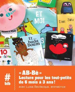 Luisa Bevilacqua - AB-Bé pour les tout-petits de 6 mois à 3 ans!