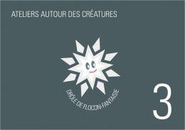 Luisa Bevilacqua - Drôle de flocon-fantaisie / Autour des créatures 3
