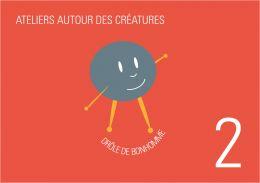 Luisa Bevilacqua - Drôle de bonhomme / Autour des créatures 2
