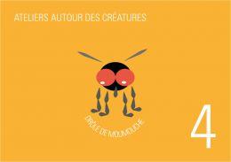 Luisa Bevilacqua - Drôle de moumouche / Autour des créatures 4