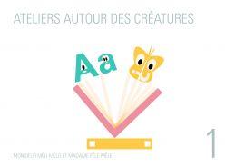 Luisa Bevilacqua - MONSIEUR MÉLI-MÉLO & MADAME PÊLE-MÊLE / Drôle de créatures 1