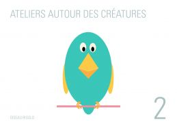 Luisa Bevilacqua - OISEAU RIGOLO / Drôle de créatures 2