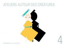 Luisa Bevilacqua - MADEMOISELLE SILHOUETTE / Drôle de créatures 4