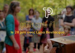 Luisa Bevilacqua - Goûter conté #1 avec Luisa Bevilacqua