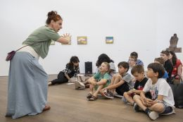 Luisa Bevilacqua - One collection, a lot of stories! - Storytelling session 1