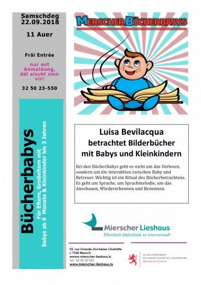 Luisa Bevilacqua - Merscher Babybücher