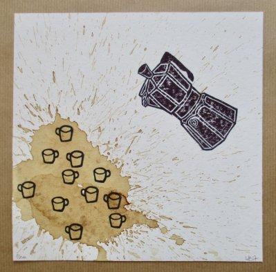 Luisa Bevilacqua -  Coffeee !!!, 2017